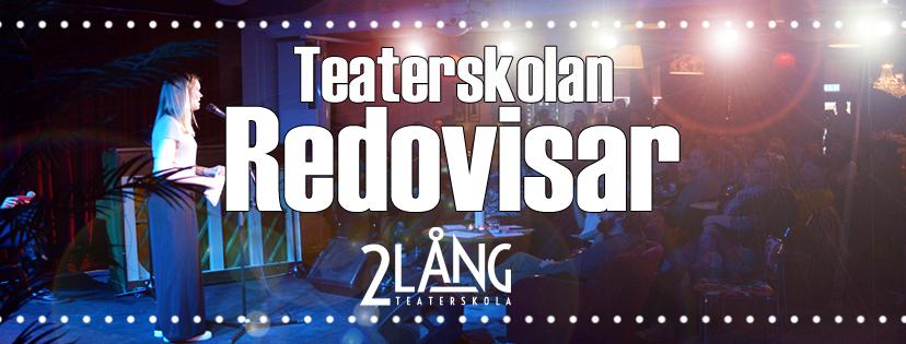 Teaterskolan Redovisar