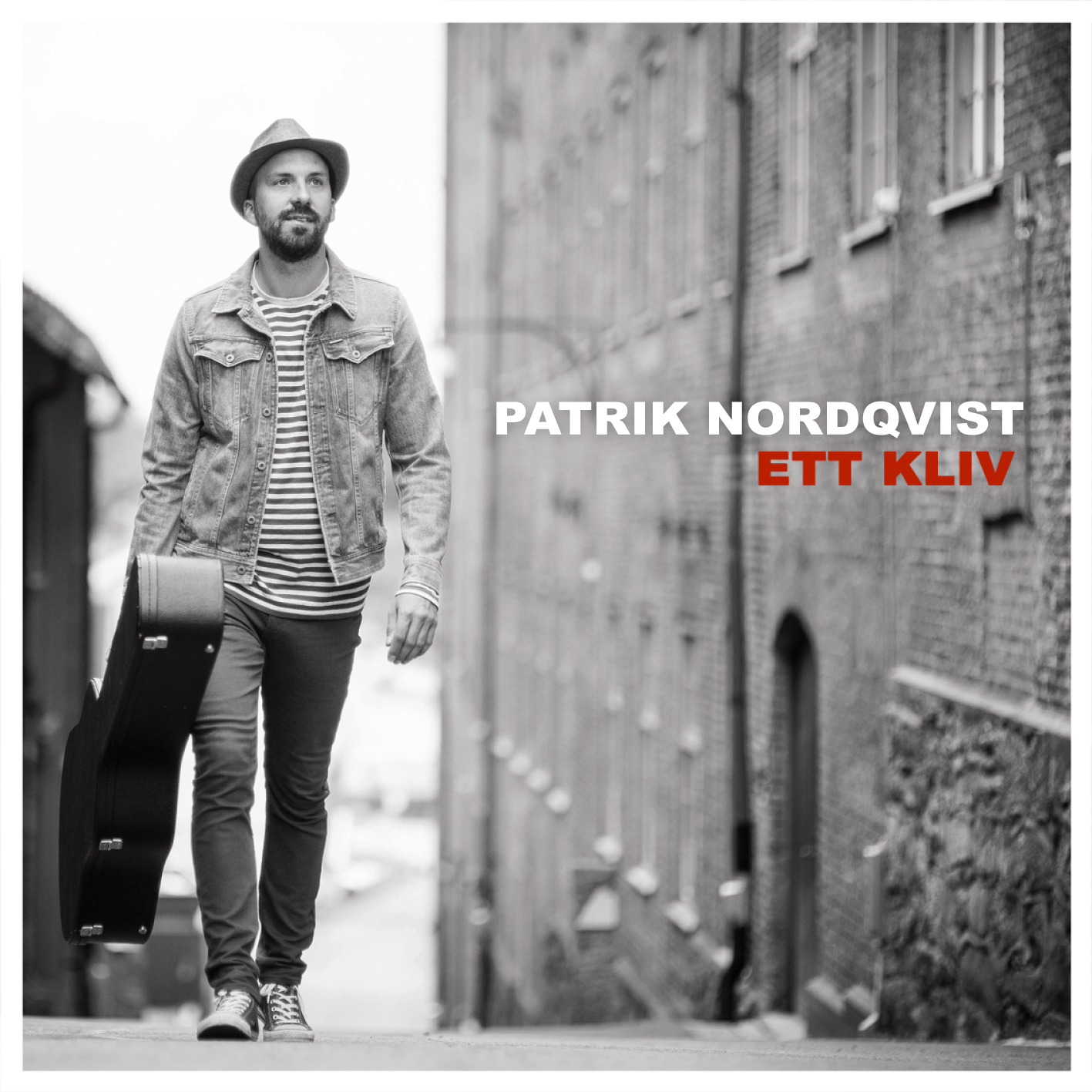 Patrik Nordqvist - Skivrelease