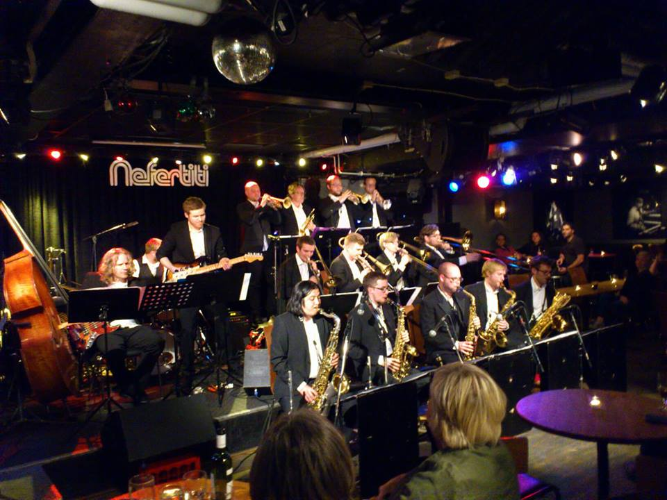 A Christmas with DR Big Band