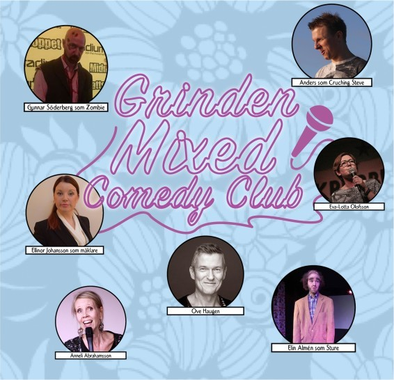Grinden Mixed Comedy Club