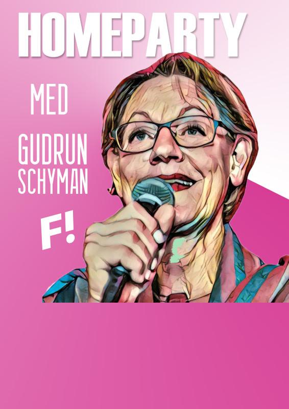 Homeparty med Gudrun