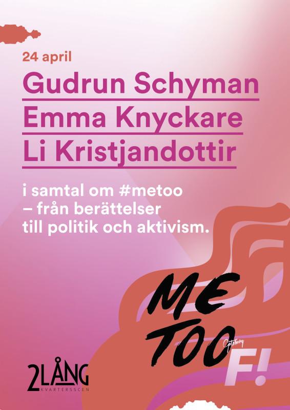 Metoo - Från berättelser till politik och aktivism