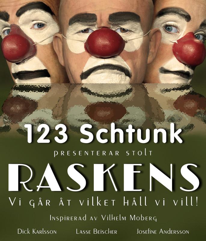123 SCHTUNK - Raskens