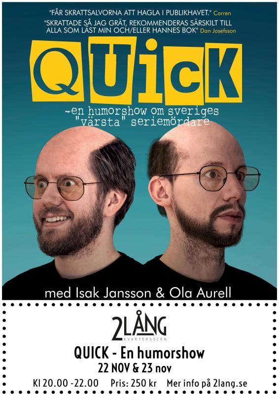 Quick - En humorshow