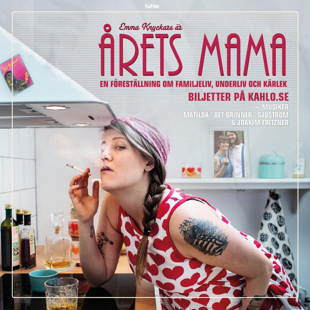 Genrep av Årets Mama - Emma Knyckare