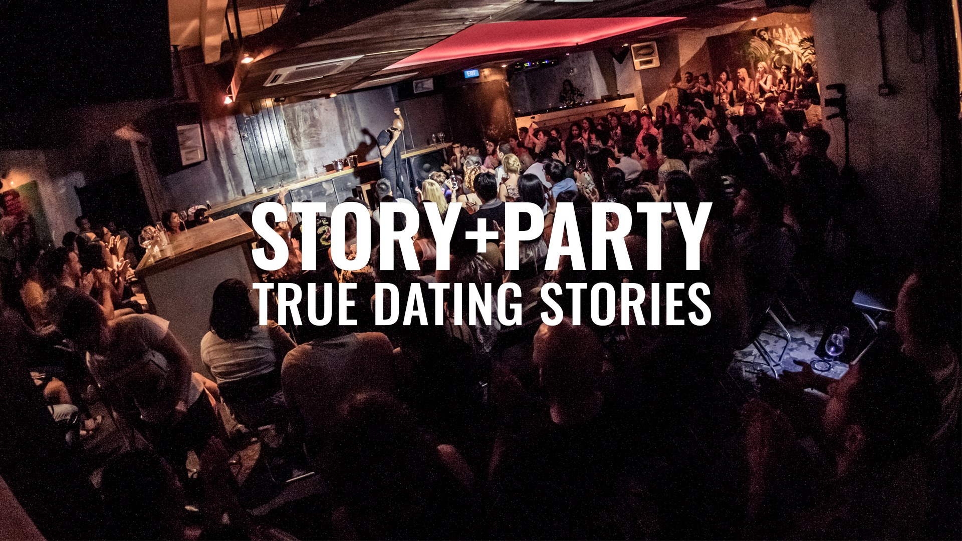 Story Party - True Dating Stories