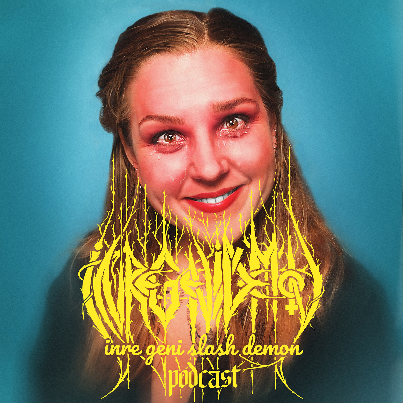Inre geni slash demon - Livepod med Charlotta Björck