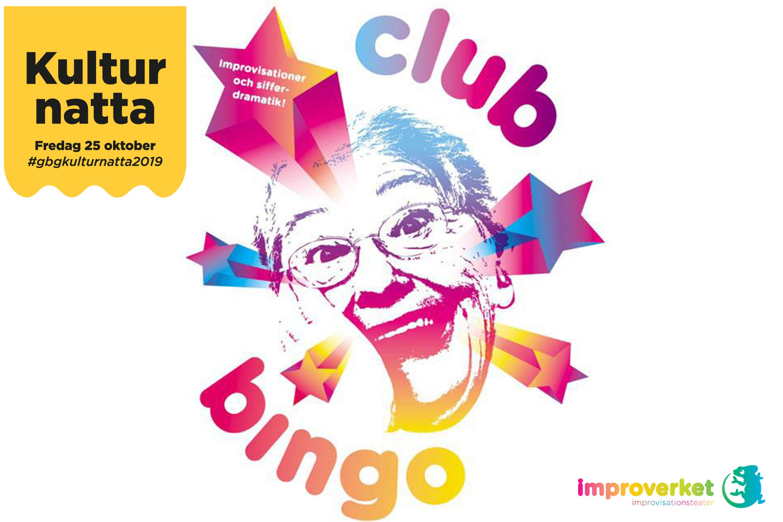 KULTURNATTA - CLUB BINGO