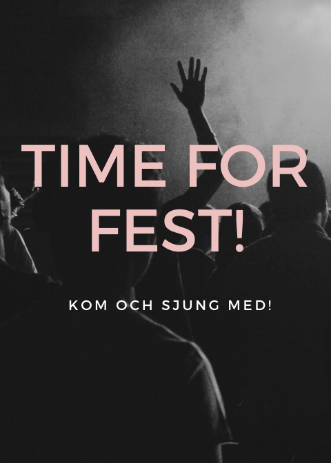 Time for fest!