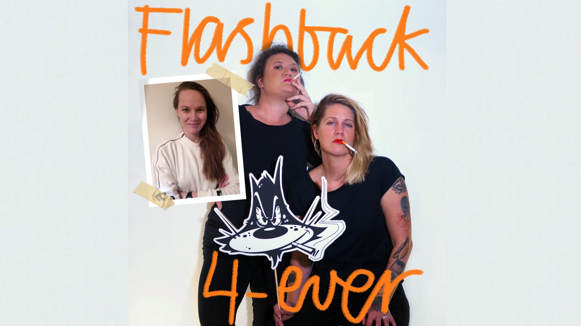 FLASHBACK FOREVER - LIVEPOD