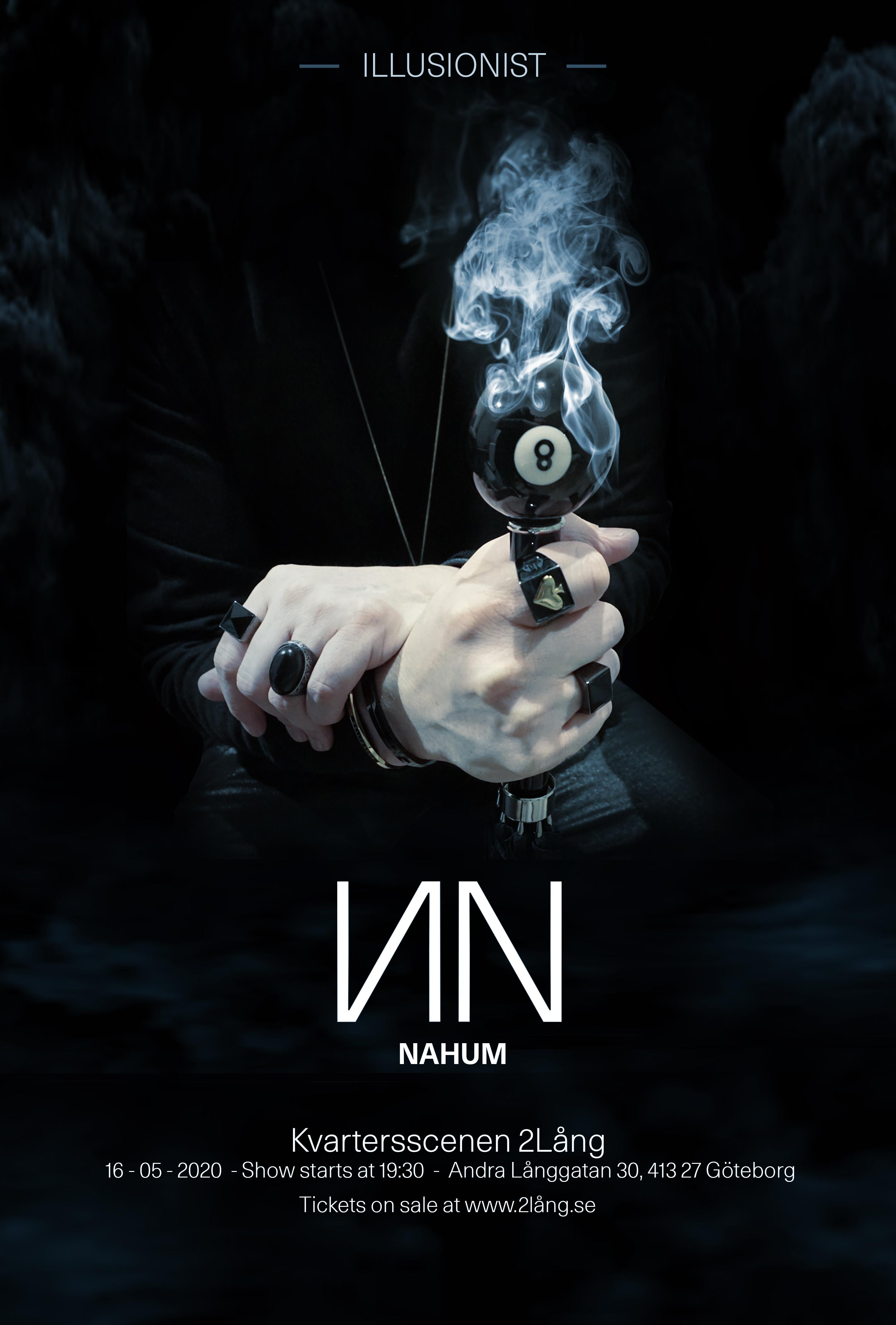 Nahum - Illusionist