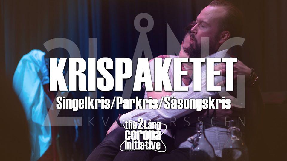 The 2Lång Corona Initiative-krispaket