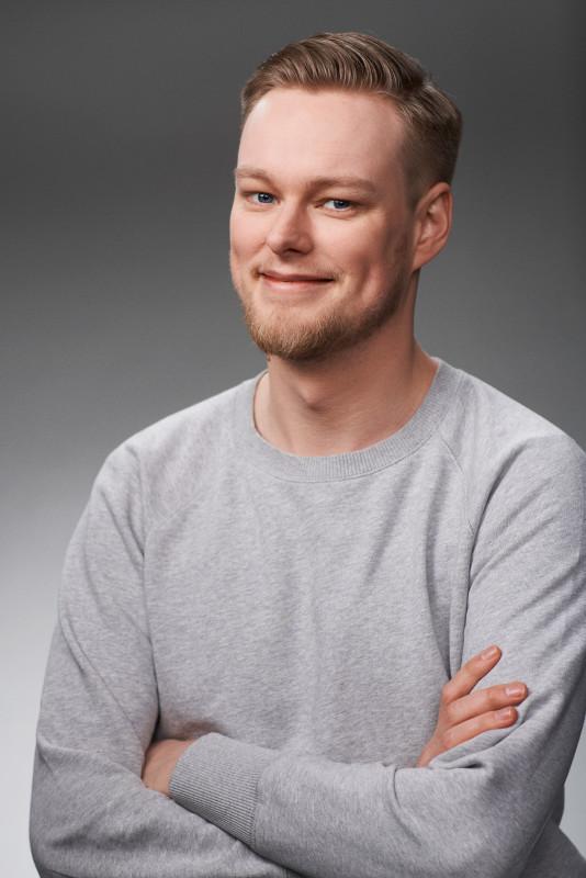 Stand up comedy: Grundkurs med Ludde Samuelsson