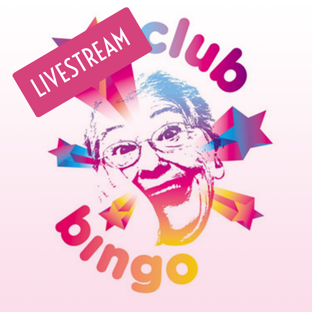 Club Bingo - livestream!