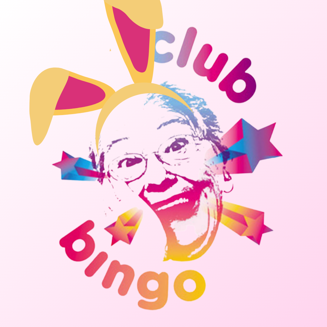 Club Bingo goes online - tema påsk!